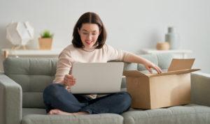 buyer looking for home online