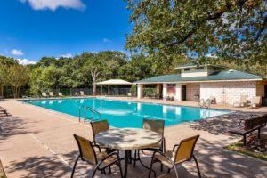 Wood Glen community pool
