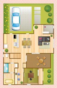 upsizing your home floorplan