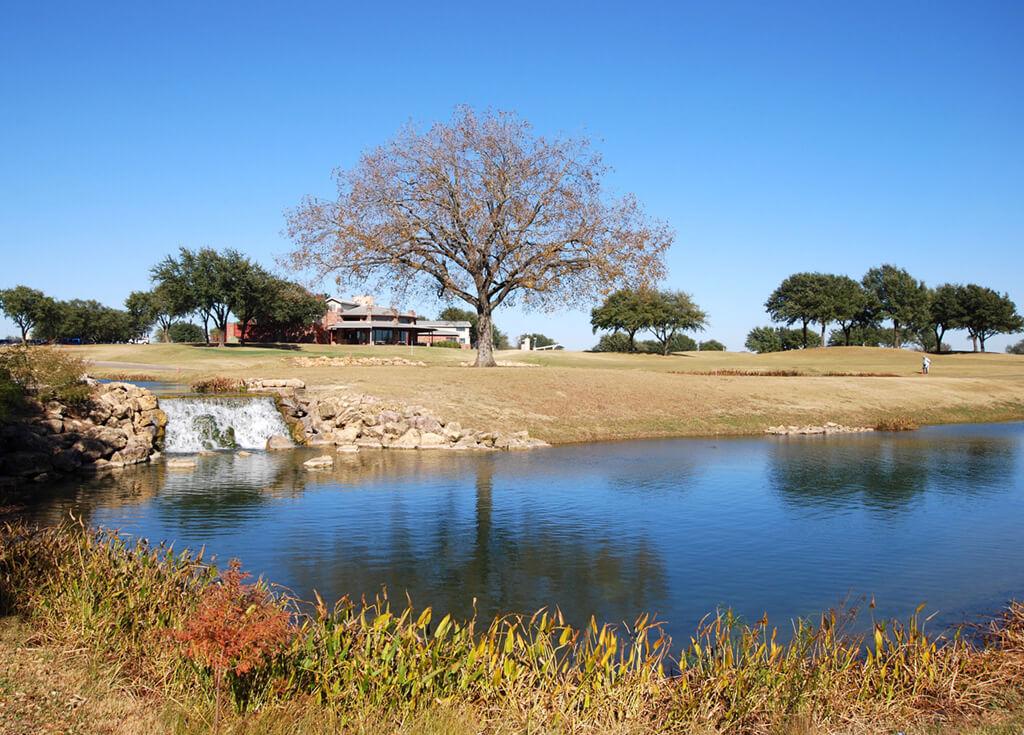 pond-teravista-round-rock-tx